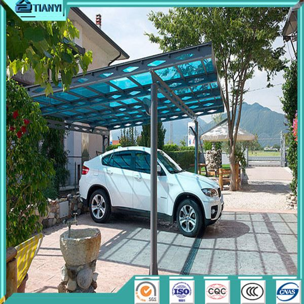 Car Parking Carpot Shed Kits Supplier