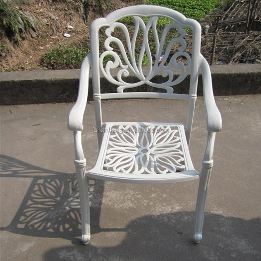Topselling Bronze Elizabeth en fonte d\'aluminium plein air meubles ...