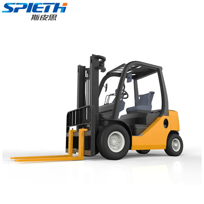 small diesel forklift 3 ton 3.5 ton forklift truck price