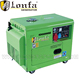 power 7kva sielnt diesel generators prices