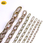 Galvanized Chain Link Fence Swivel Short Link Steel Chain