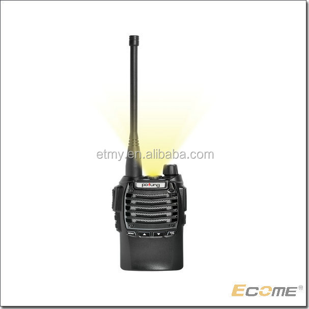 Professional 5W UV-8 Baofeng walkie talkie radio frequency FM Transceiver 128 CHANNELS UHF/VHF