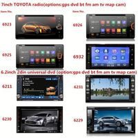 Stable quality with good price for Car DVD players