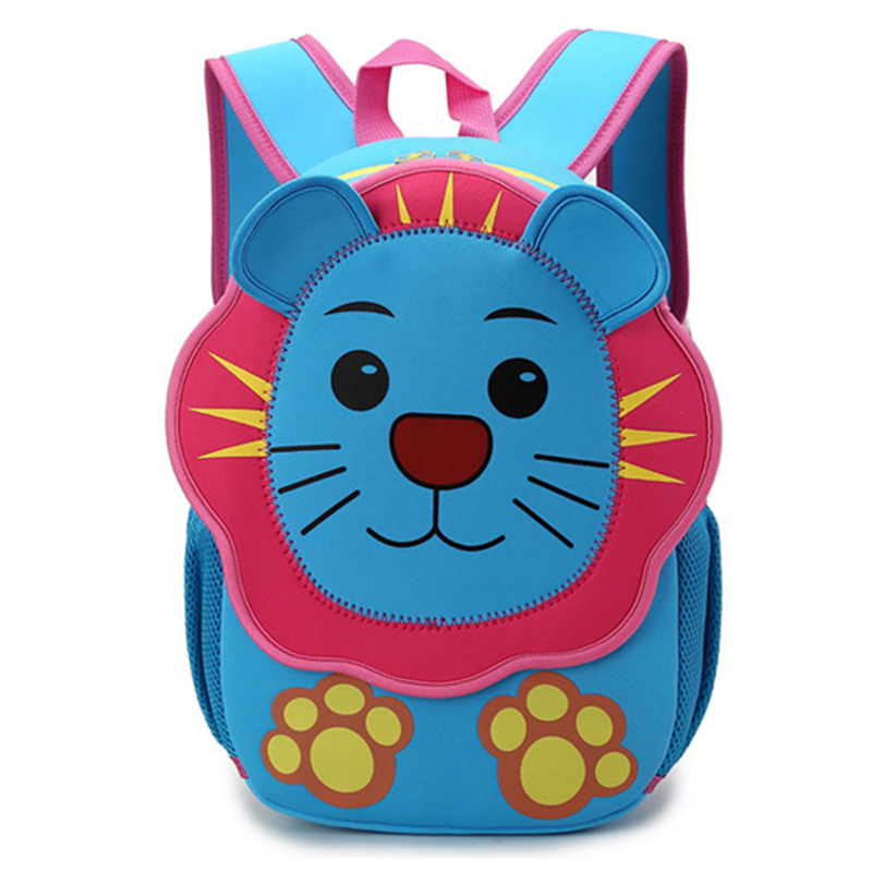 China factory OEM kids school bag set