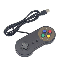<span class=keywords><strong>USB</strong></span> <span class=keywords><strong>Game</strong></span> <span class=keywords><strong>Controller</strong></span> Gaming <span class=keywords><strong>Joystick</strong></span> Gamepad Controle voor Nintendo SNES <span class=keywords><strong>Game</strong></span> pad voor Windows PC MAC Computer Controle <span class=keywords><strong>Joystick</strong></span>