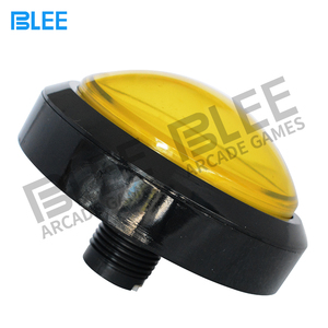100mm dome illuminated push button switch momentary arcade game machine push button