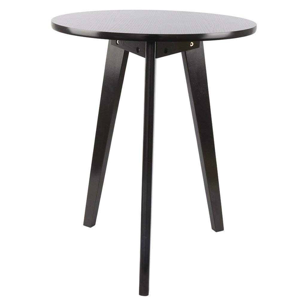 Indoor Multi-Function Accent Table Study Computer Home Office Desk Bedroom Living Room Modern Style End Table Sofa Side Table Coffee Table Solid wood bedside cabinet