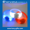 silicone light up sound activated flashing led bracelet