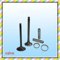 6150-41-4111 / 6150-41-4210 6D125 S6D125 6d95 6d102 6d107 6d114 6d170 engine valve materials