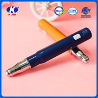 new-fashion flash lamp bulb body plastic top light ball pen