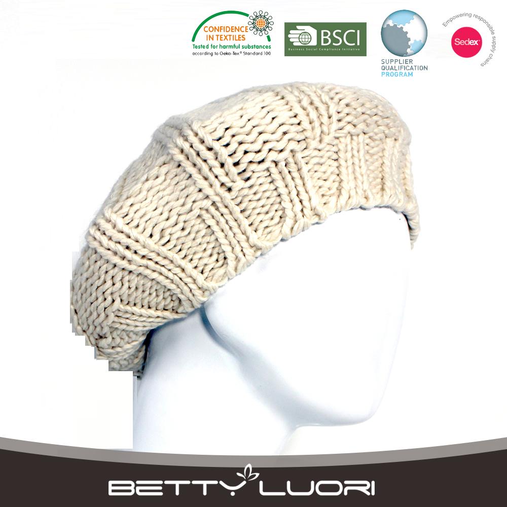 Encuentre el mejor fabricante de boina al crochet y boina al crochet ...