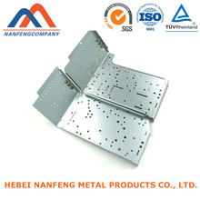 Sheet Metal Backboard OEM Precision Pressing Solar Power Sheet Metal Backboard
