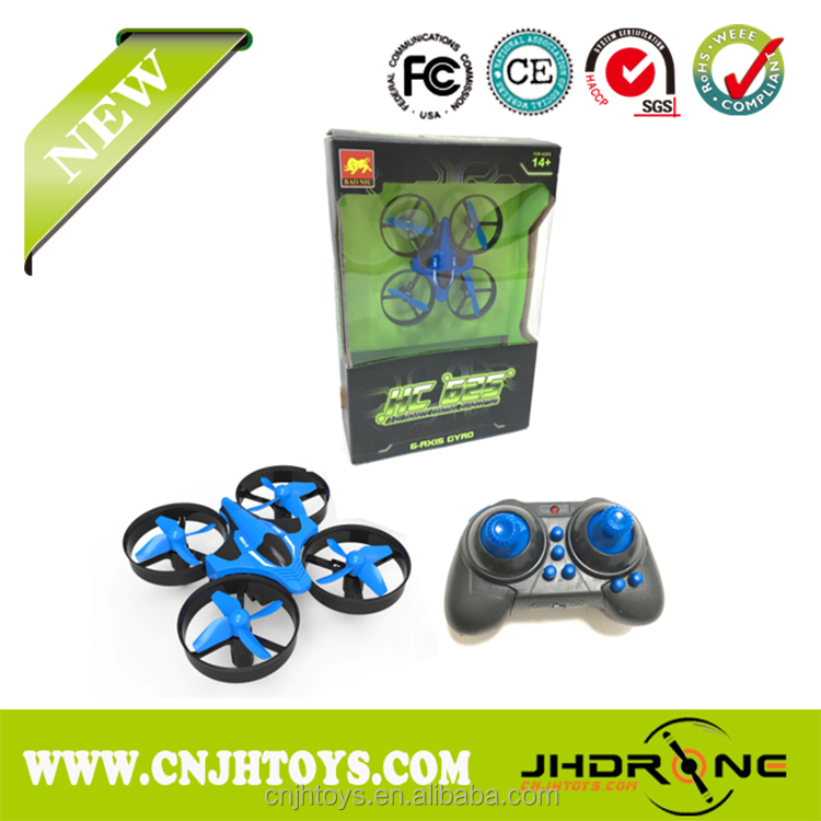 2017 Import Cheap Drone From China 2.4G 4CH RC Mini Pocket Quadcopter JJRC H36