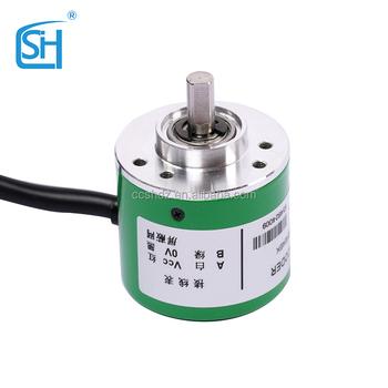 4mm Standard Hollow Shaft Miniature Optical Absolute Rotary Encoder Sh55 -  Buy 11mm Dual Shaft Rotary Encoder,Manual Rotary Encoder,Wheel Rotary
