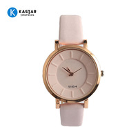 Fashion hot sale leather band African wrist supplier good quality popular watch
