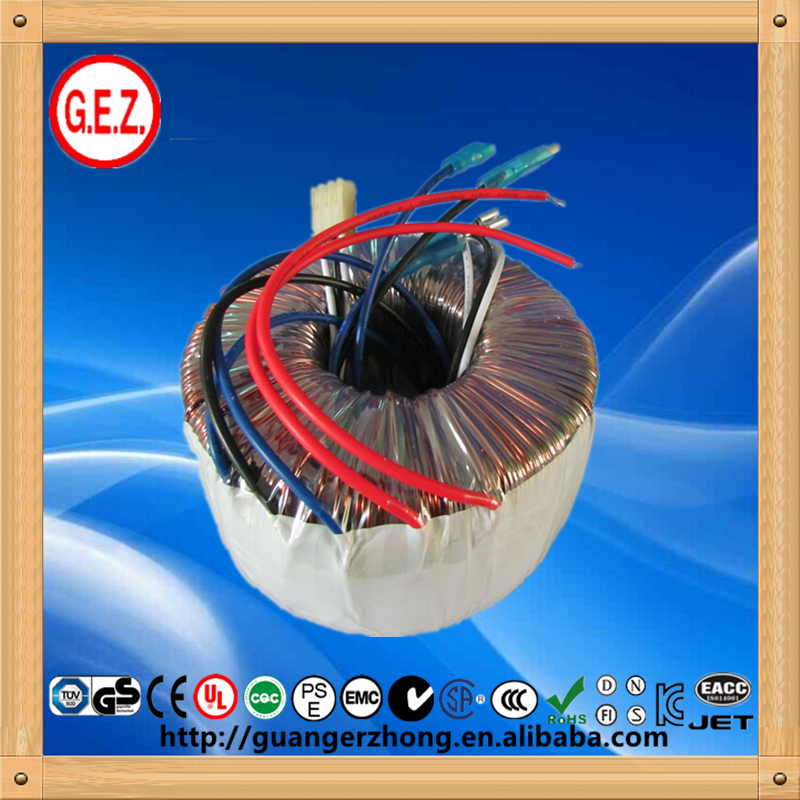 hot selling toroidal power transformer 3000va