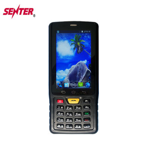 ST907 V7.0 IP65 Rugged Mobile Android Handheld Computer 2D barcode Scanner Terminal 3G/4G 2+16GB WIFI GPS