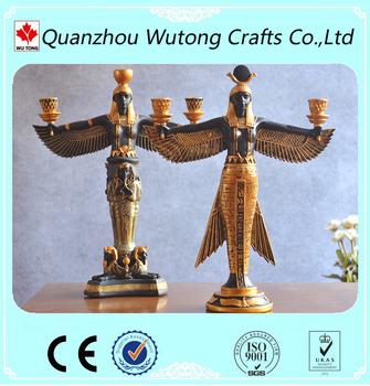 Egyptian Style Resin God Figurine Home Decor Buy Egyptian God