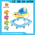 Smart Baby walker new models with music and light New model baby walkers Good sale baby musical walker