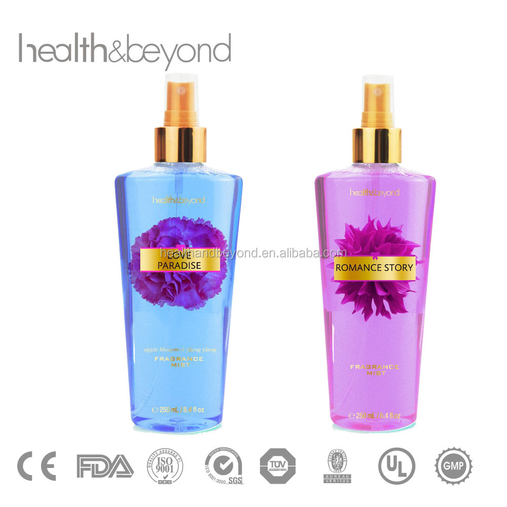 2017 new Private label victoria body splash secret ladies sexy fragrance body spray bulk perfume brand body mist