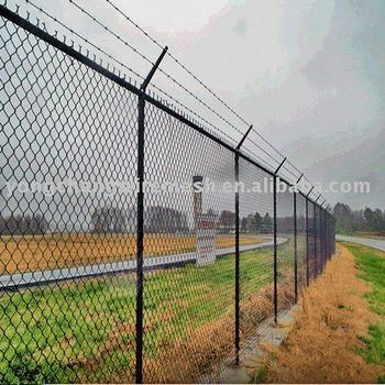 Chain Link Fence Barbed Wire