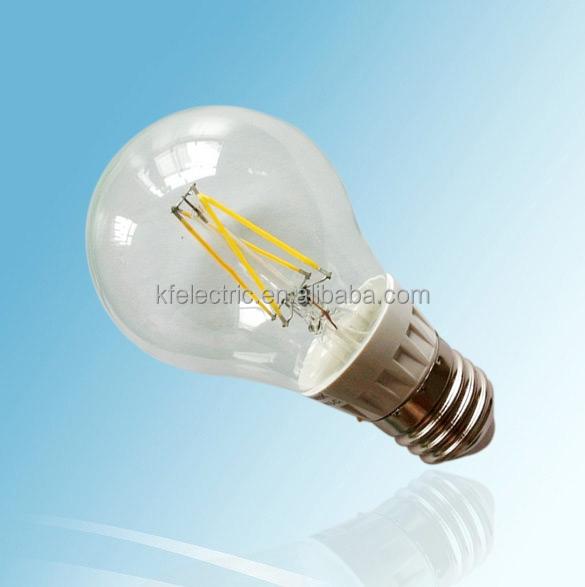 Filament Led Bulb E27 E26 B22 4w 5w 6w 8w Dimmable Constant ...