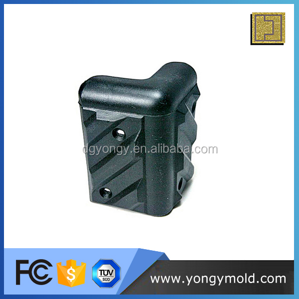 custom made high quality abs plastic connection corner