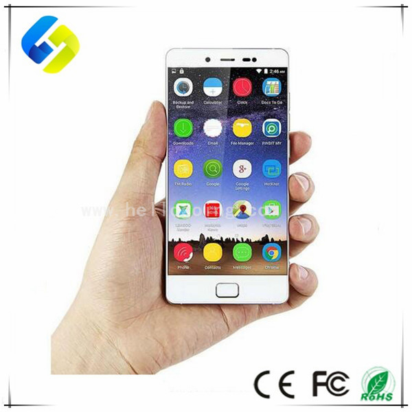 "5.0"" Octa Core MTK6753 phone 32GB custom android mobile phone"