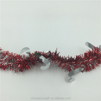wholesale luxury pet material making weraths foil garlands for christmas decorations - Luxury Christmas Decorations Wholesale