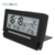 YT6565 Travel New Portable Daylight Saving Time Digital Alarm Clock with LED Backlight