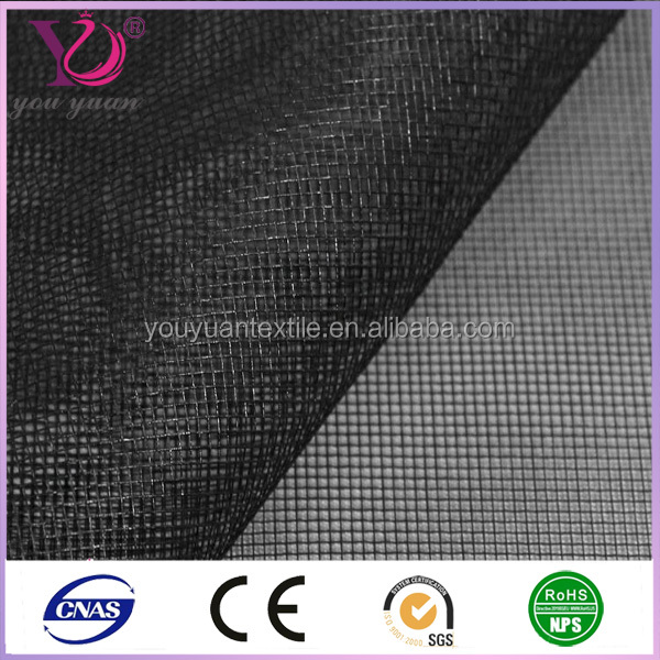4mm Polyester Hex Mesh - White For Laundry And Sport Mesh