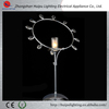 Hot Sell New Design High Quality Fashion antique crystal chandelier table lamp