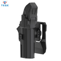 Thumb-Index finger release combo sale tactical police military pistol holster for Sig Sauer SP 2022