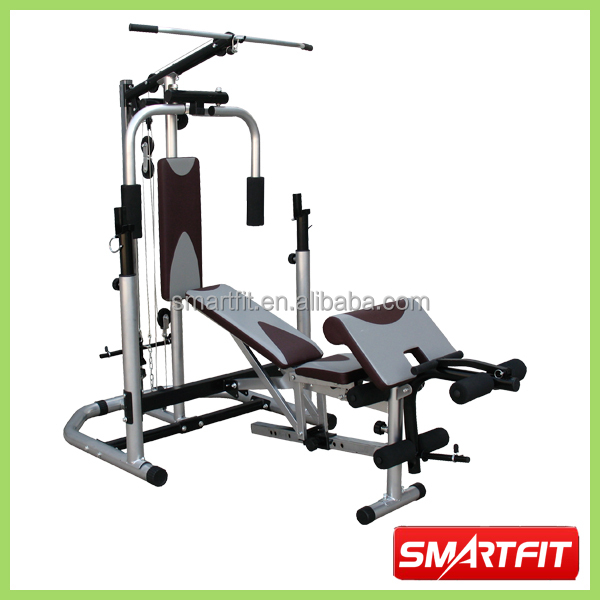 Custom Made Combined Home Gym Gym Bench Multi Station Home Gym Fitness Body Building Equipment Buy Home Gym Bench 2 Way Training Equipment Gym Equipment With Bench Product On Alibaba Com