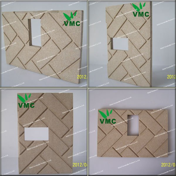 Vermiculite Fire Resistant Board Vermiculite Wholesale Fire Board for Wood  Burning Stove - Vermiculite Fire Resistant Board Vermiculite Wholesale Fire Board