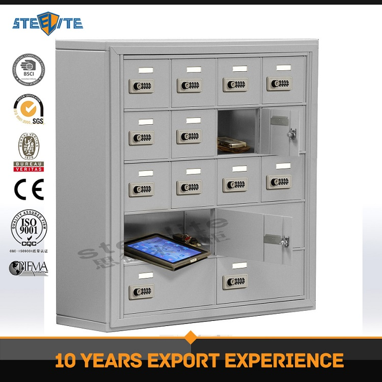 public vending coin operated mobile/cell phone charging kiosk/station