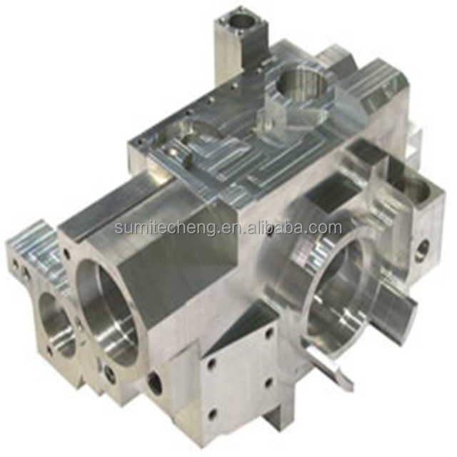 Experienced CNC Machining Factory Machincal Complex Structure Aluminum Alloy Part