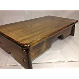 Gaglio Wood Products 26'' Long x 11.5'' Wide x 8'' Tall Bed Side Step Stool