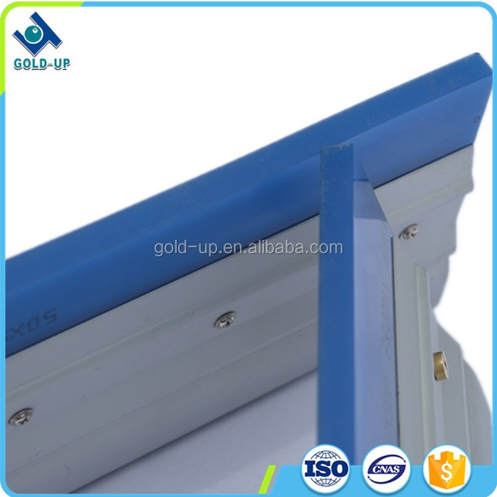 Handy aluminum handle squeegee for screen printing
