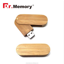 Dr.memory free sample 2016 Hot Sale Wooden USB flash drive pen drives Maple wood swivel 4GB 8GB 16GB 32GB memory stick gift