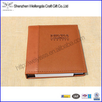 High quality leather family photograph album 5R picture scrapbook OEM