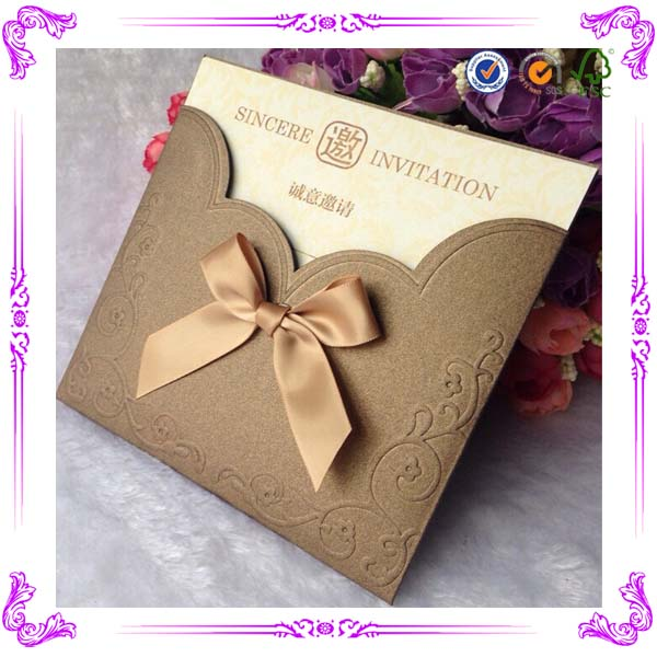 Latest Wedding Invitation Card Designs Buy Wedding Card Sample