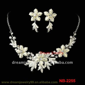 New Design Wedding Bridal Necklace Set Buy Necklace SetFashion