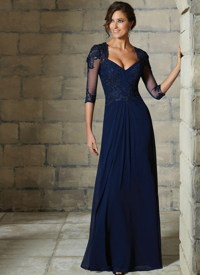 Navy Mother Of The Bride Dresses Dress Yp