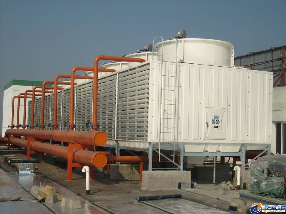 Frp Closed Circuit Industrial Cooling Tower Manufacturer