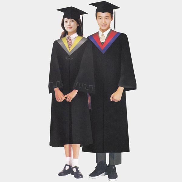 Baccalaureate Gown Uniform Graduation Uniform Gu001 - Buy ...