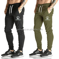 design your logo mens slim fit joggers sweat pants cotton blank tracksuit bottoms men tapered fit track pants