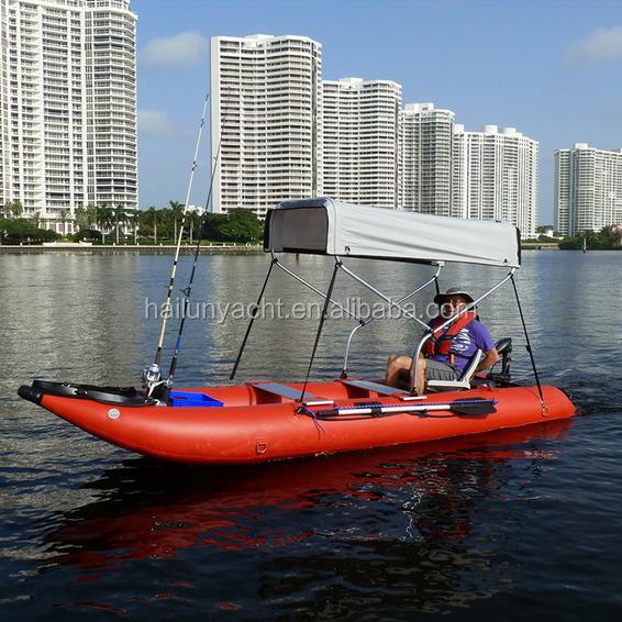 Cheap fishing kayaks 12ft 360cm inflatable foldable kayak for 12ft fishing kayak