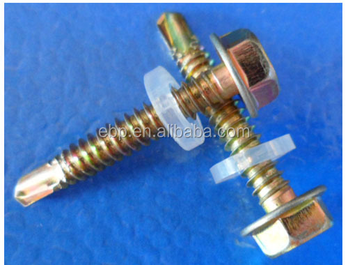 finish A2Z stainless steel 4.2*38mm screw