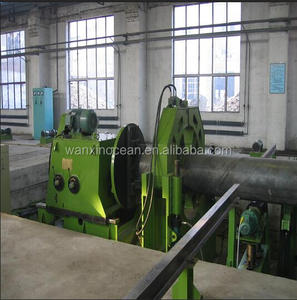 SSAW pipe fabrication equipment